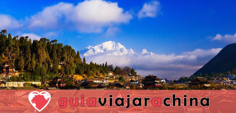 Lijiang Ciudad Vieja (Ciudad Vieja de Dayan) 1