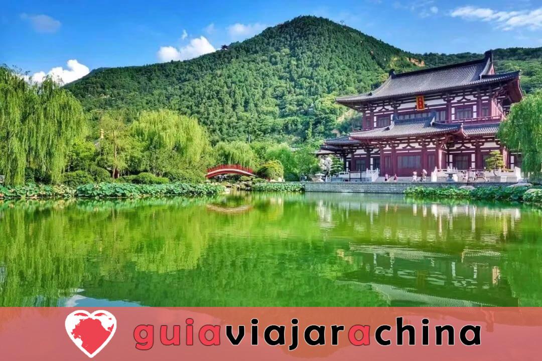 Piscina de Huaqing (Palacio de Huaqing) - Aguas termales y el canto del dolor eterno 12