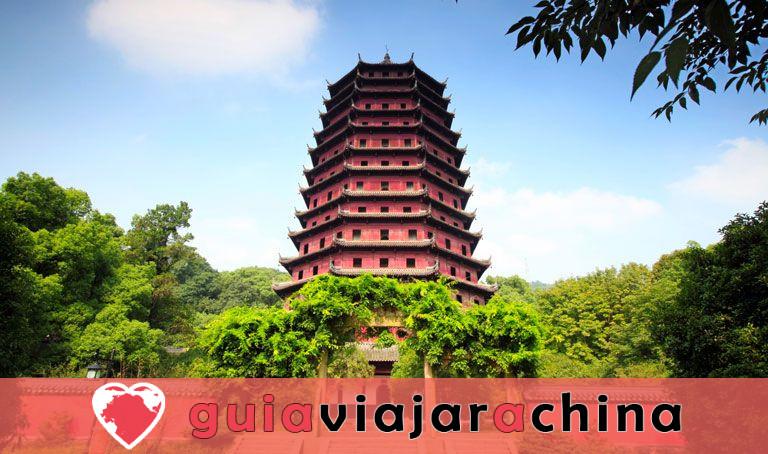 Pagoda de Liuhe - Tesoro antiguo del río Qiantang 3