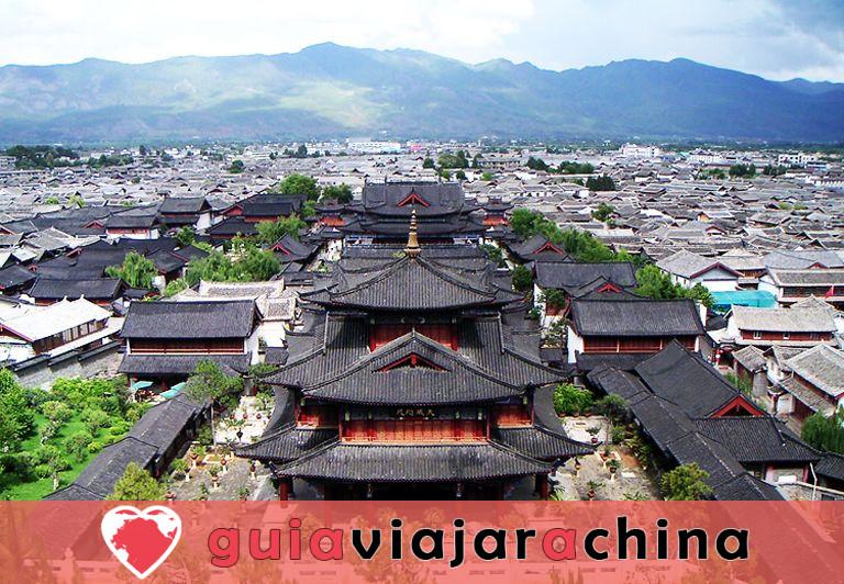 Lijiang Ciudad Vieja (Ciudad Vieja de Dayan) 2