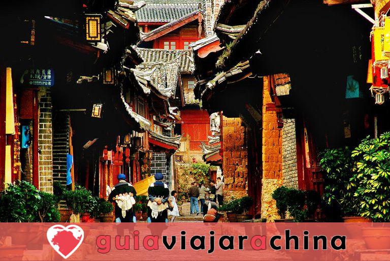 Lijiang Ciudad Vieja (Ciudad Vieja de Dayan) 4