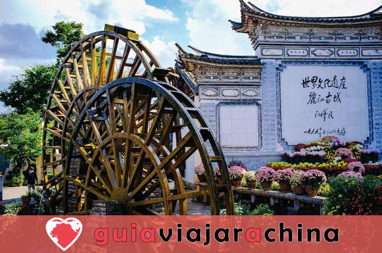 Lijiang Ciudad Vieja (Ciudad Vieja de Dayan) 3