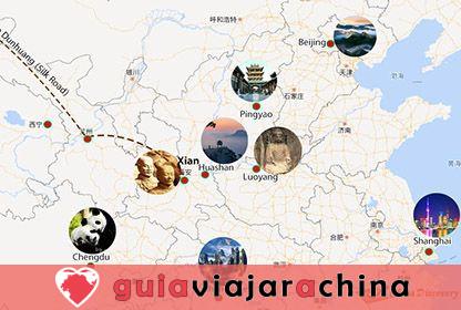 Guerreros y caballos de terracota - Museo de Sitio del Mausoleo del Emperador Qinshihuang 15
