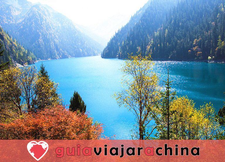 Valle del Jiuzhaigou - los más bellos paisajes acuáticos de China 3