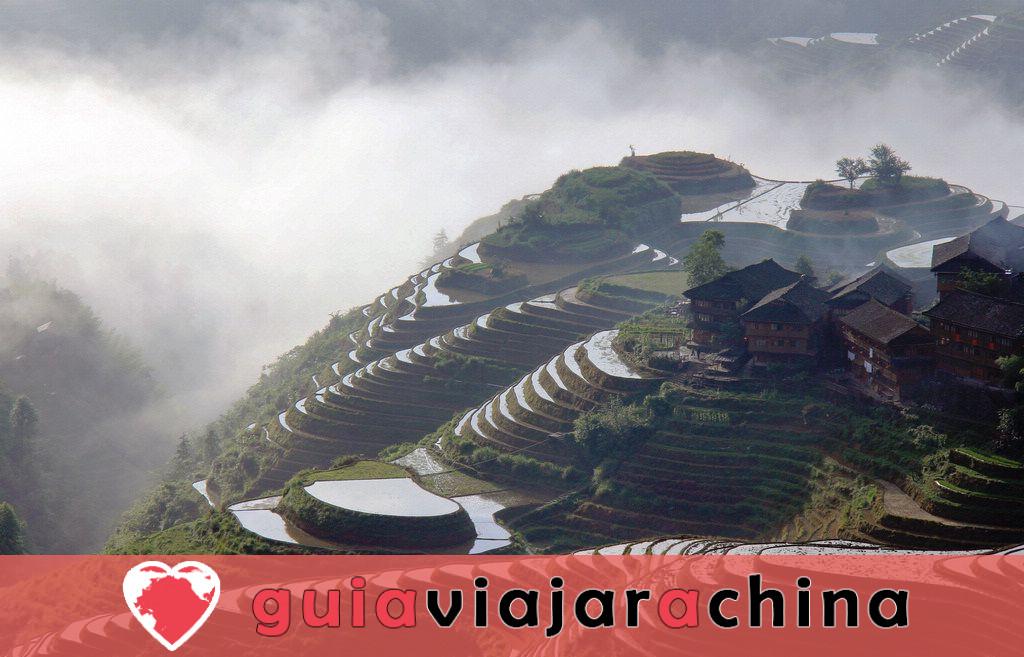 Las terrazas de arroz de Jinkeng - Sitio para las fotos más impresionantes de Longji 6