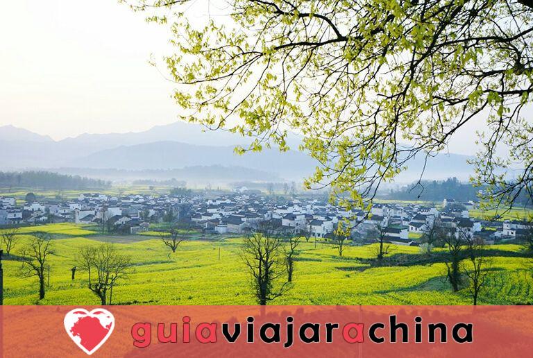 Lucun Village - Las mejores tallas de madera de China 2
