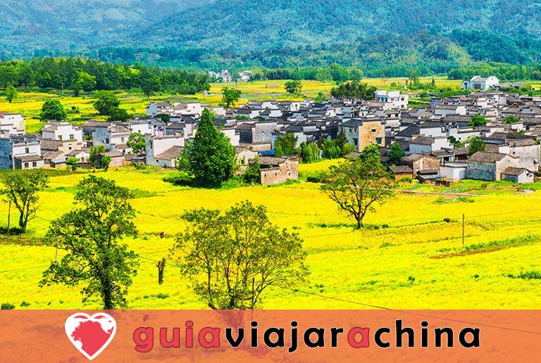 Lucun Village - Las mejores tallas de madera de China 9