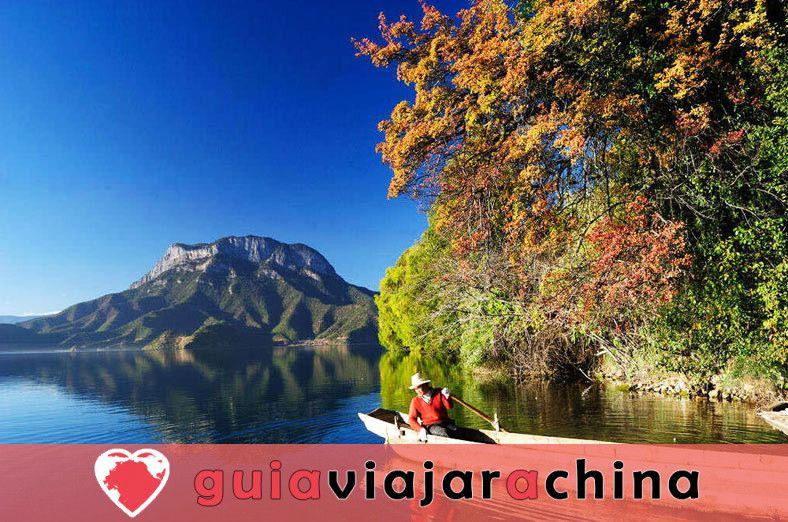 Lugu Lake - Hogar de la Tribu Matriarcal 6