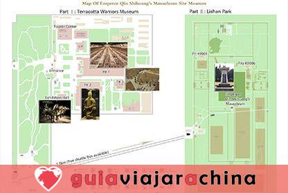 Guerreros y caballos de terracota - Museo de Sitio del Mausoleo del Emperador Qinshihuang 20