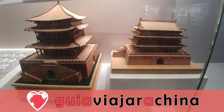 Campanario de Xian - Sitio icónico de la antigua capital Xian 4