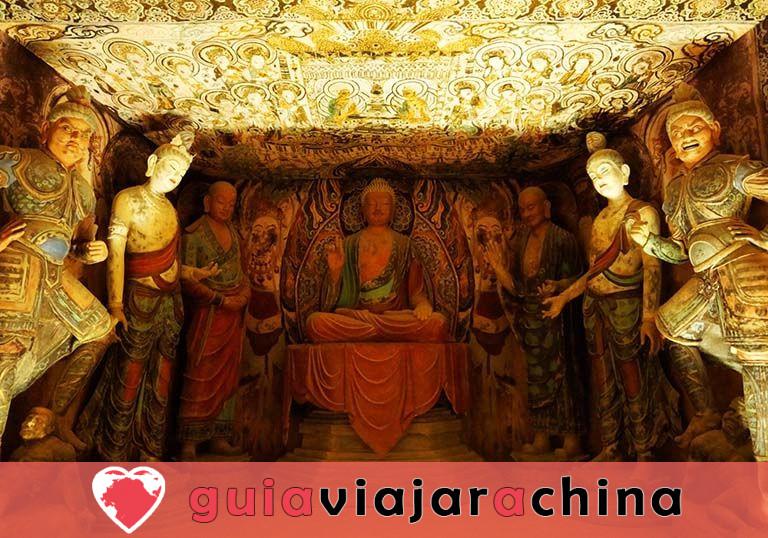 Museo de Dunhuang - Historia de Dunhuang y la Ruta de la Seda 6