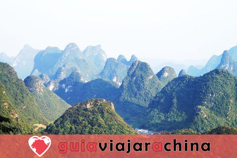 Colina de la Luna Yangshuo (Guilin, China): Escalada, senderismo y fotografía 2
