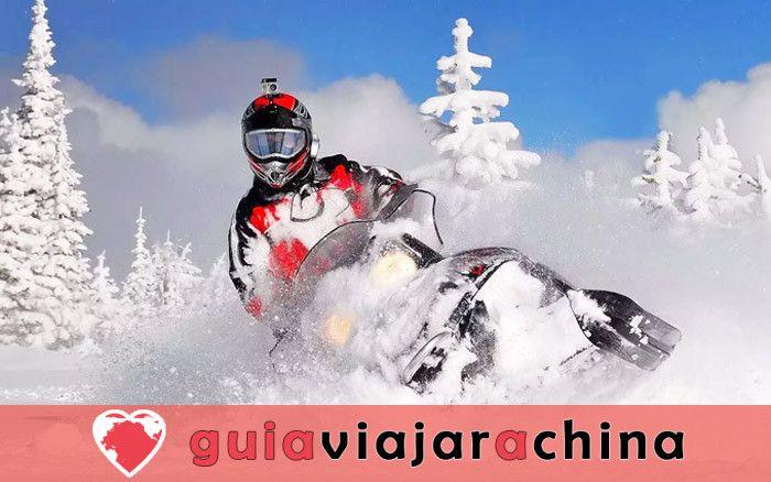 Xiling Snow Mountain - Paraíso para el esquí 9