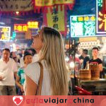 Barrio Musulmán - Calle con sabor a comida de Xian que debes ir