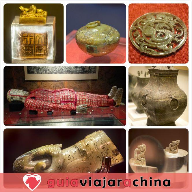Museo del Mausoleo del Rey de Nanyue - Busca la Historia hace 2.000 años 5