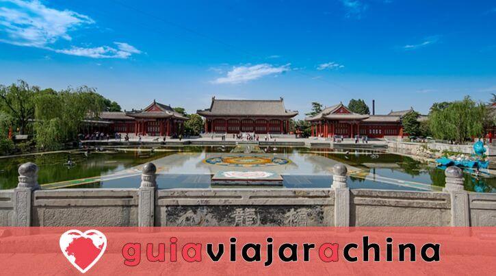 Piscina de Huaqing (Palacio de Huaqing) - Aguas termales y el canto del dolor eterno 7