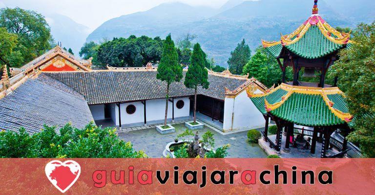 """Ciudad del Emperador Blanco - """"Ciudad de los Poemas"""" en el río Yangtsé 5"""