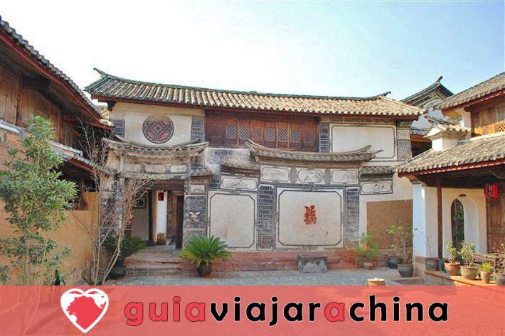 Shaxi Ancient Town (Jianchuan) - La ciudad de caravanas de caballos más intacta 4