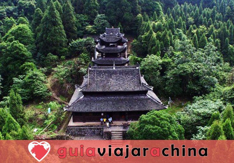 Yongshun Laosicheng Tusi Site - Restos de la antigua tribu 2