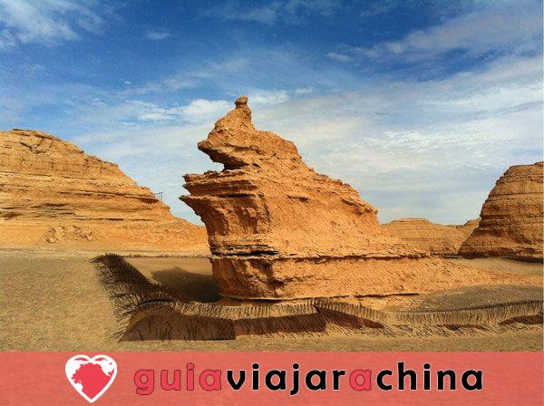 Parque Geológico Nacional de Yadan 3