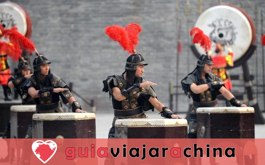 Muralla de la Ciudad Antigua de Xian (Cheng Qiang) - Muralla mejor conservada de China 4