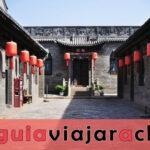 El complejo familiar de Qiao (Qiao Jia Dayuan)