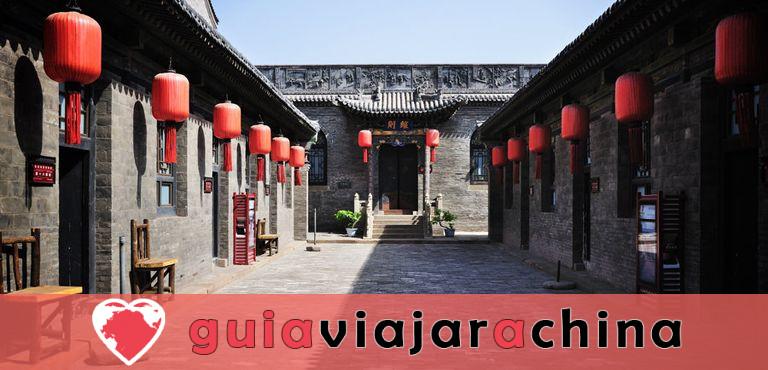 El complejo familiar de Qiao (Qiao Jia Dayuan) 1