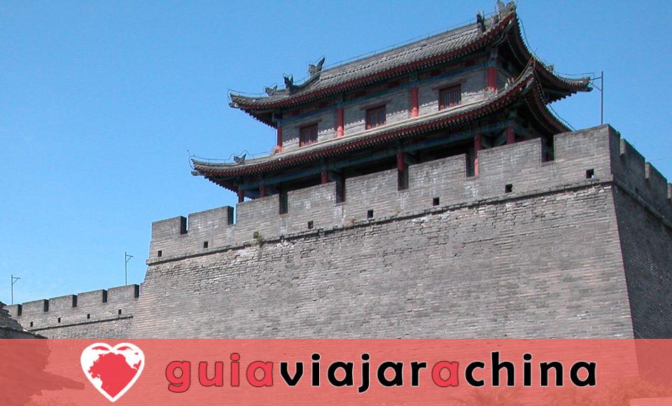 Muralla de la Ciudad Antigua de Xian (Cheng Qiang) - Muralla mejor conservada de China 3