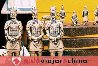 Guerreros y caballos de terracota - Museo de Sitio del Mausoleo del Emperador Qinshihuang 18