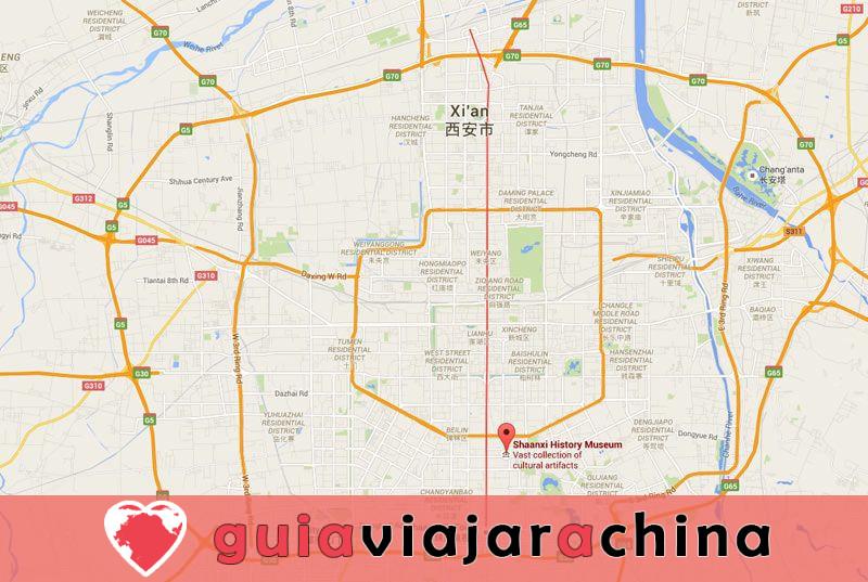 Museo de Historia de Shaanxi - Perla en la antigua capital y tesoro de China 9