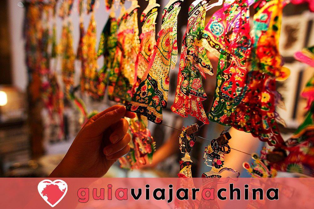 Calle Antigua Jinli - Calle peatonal Jinli Chengdu 4