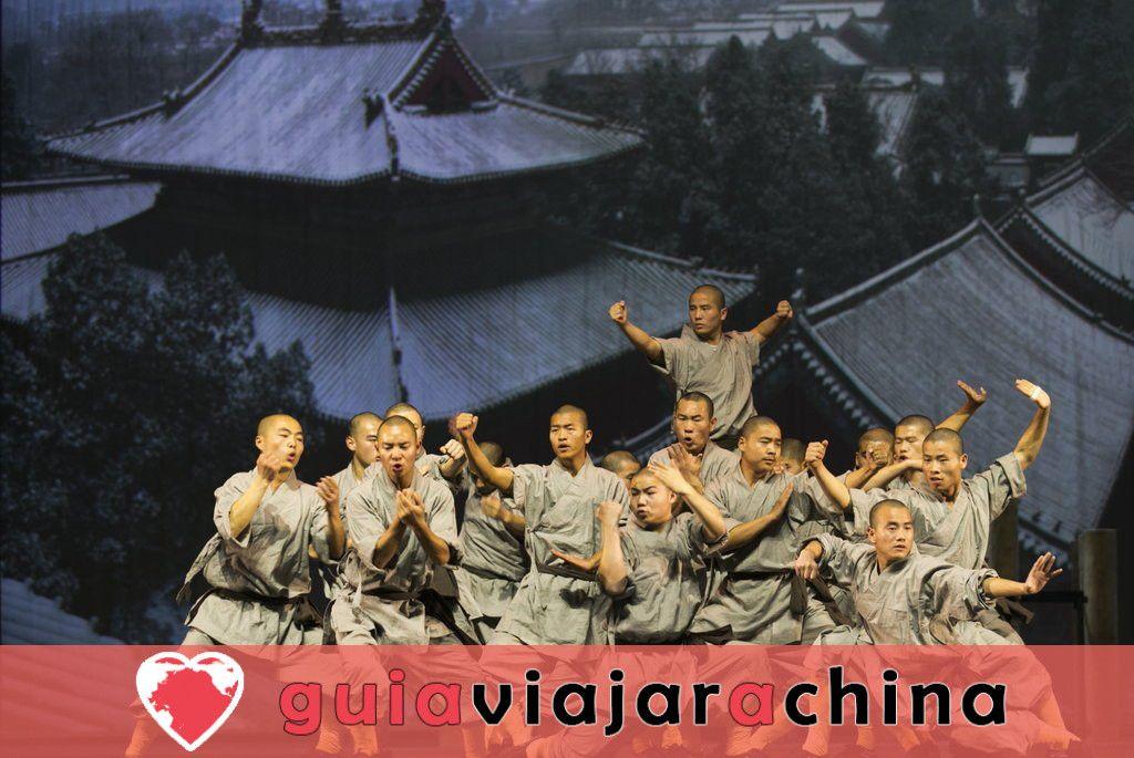 Templo Shaolin 3