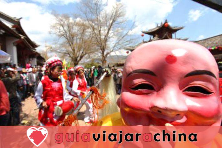 Shaxi Ancient Town (Jianchuan) - La ciudad de caravanas de caballos más intacta 5