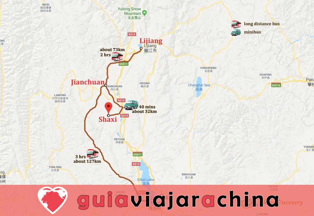 Shaxi Ancient Town (Jianchuan) - La ciudad de caravanas de caballos más intacta 9
