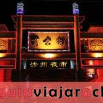 Mercado nocturno de Shazhou - Un bocado de Dunhuang
