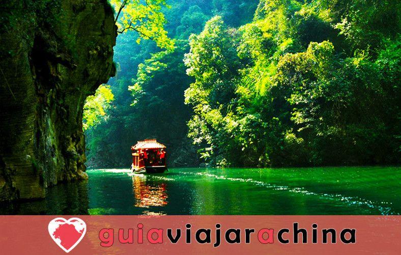 Tres Gargantas - pintoresco punto culminante del crucero por el río Yangtsé 6