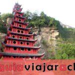 Pagoda Shibaozhai - Perla brillante en el río Yangtsé