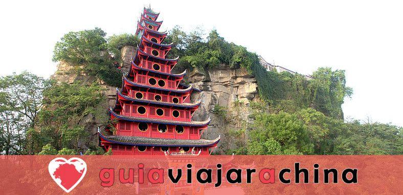 Pagoda Shibaozhai - Perla brillante en el río Yangtsé 1