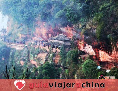 Bosque de bambú de Shunan - Barra de oxígeno natural 5
