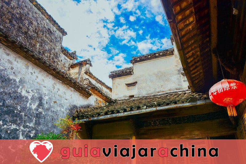 Lucun Village - Las mejores tallas de madera de China 7