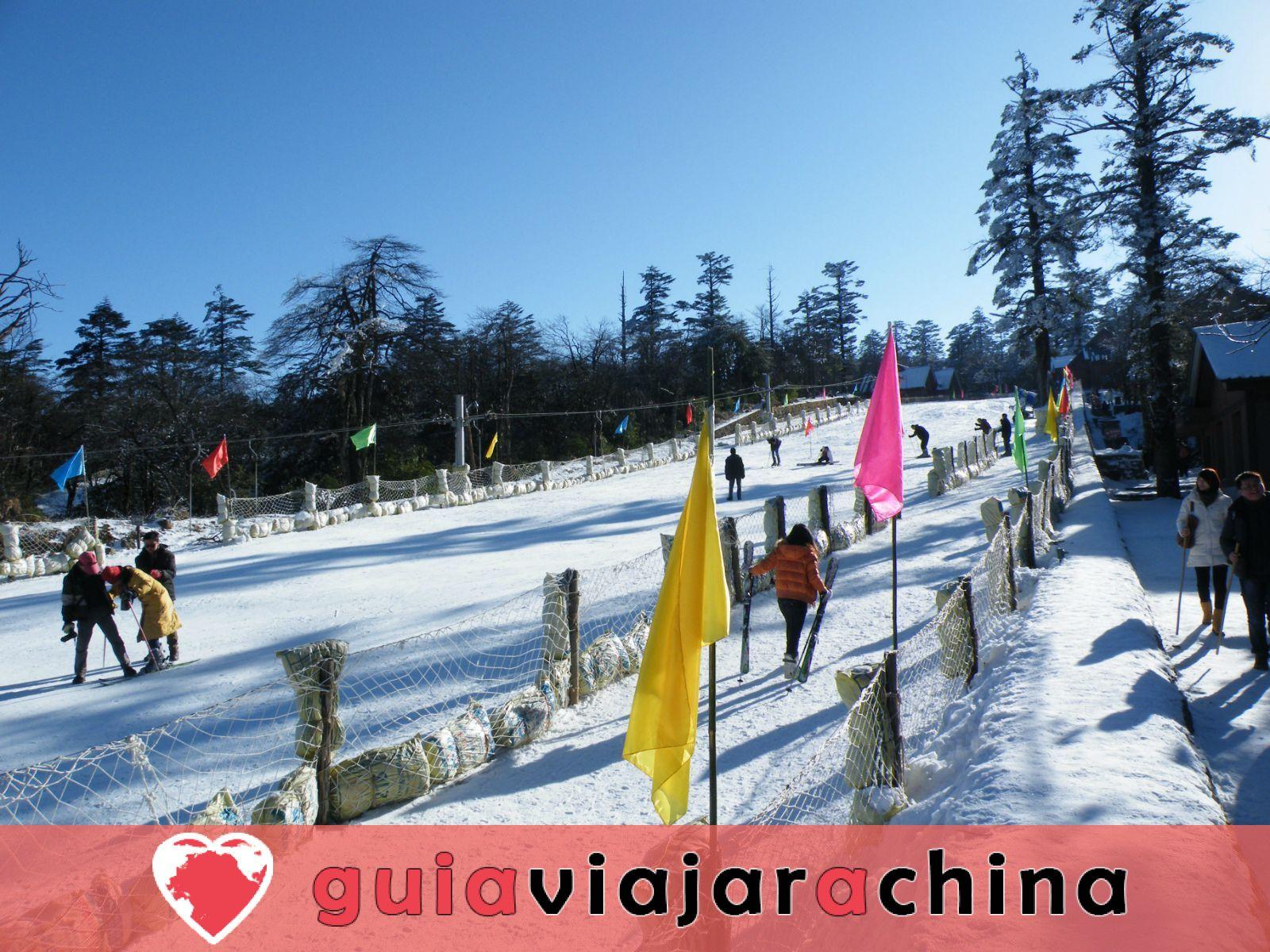 Monte Emei - Una de las cuatro grandes montañas budistas de China 7