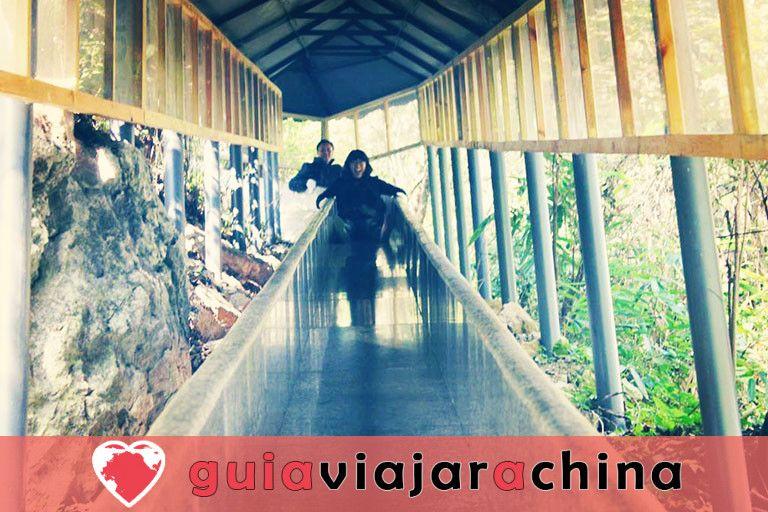 El Gran Cañón de Zhangjiajie - El puente de cristal más alto del mundo y el encantador país de las maravillas 5