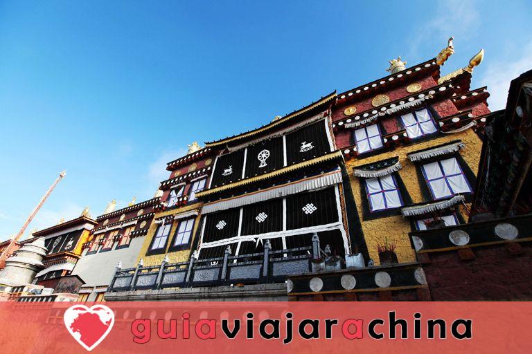 Monasterio de Ganden Sumtseling (Monasterio de Songzanlin) 5