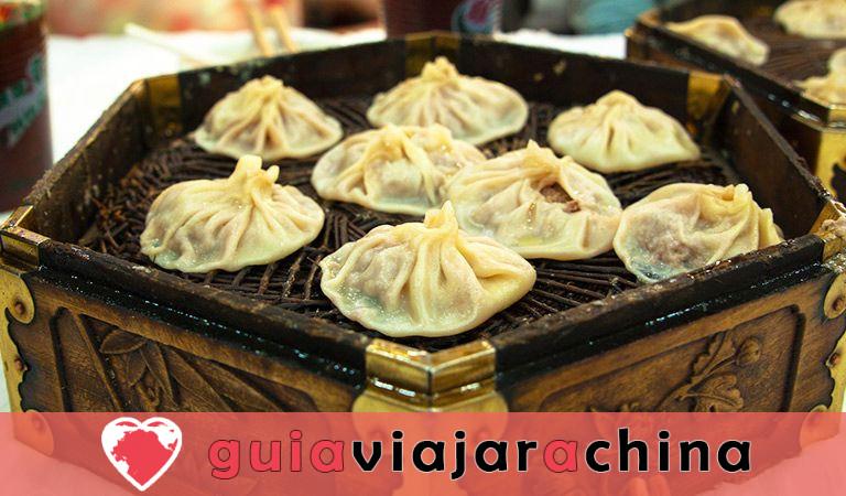 Barrio Musulmán - Calle con sabor a comida de Xian que debes ir 7