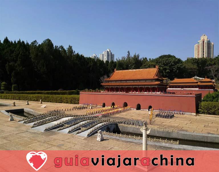Espléndida aldea popular de China - El epítome de una China espléndida 2