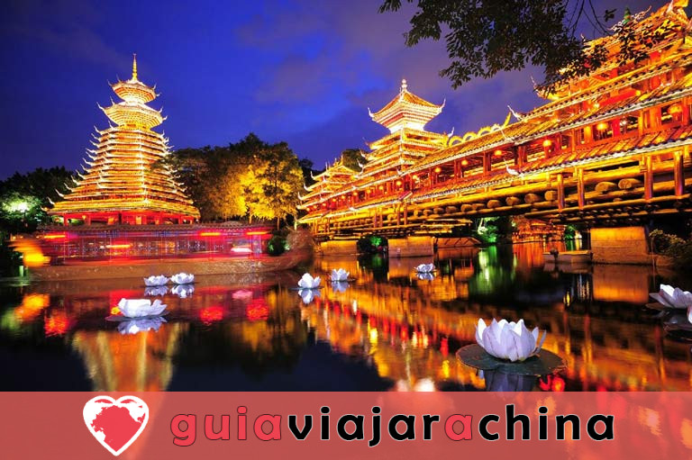 Espléndida aldea popular de China - El epítome de una China espléndida 3