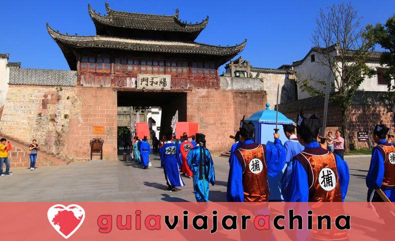 Ciudad Antigua de Huizhou - Un Museo de la Cultura de Huizhou 6