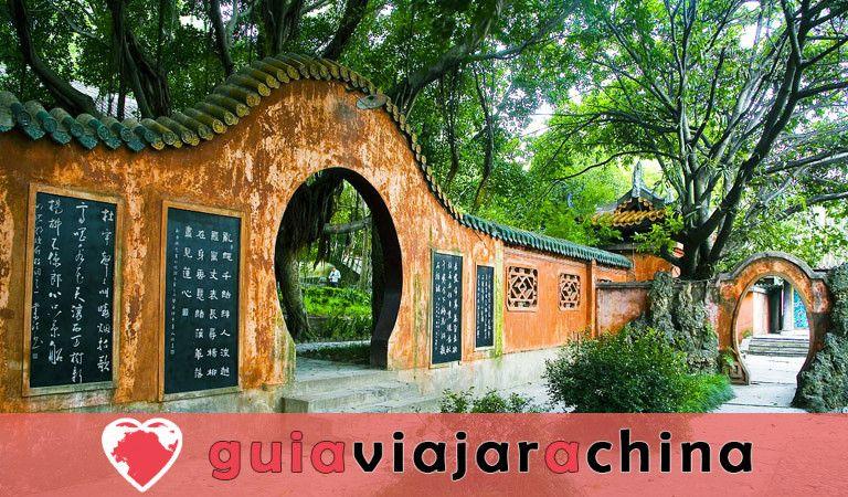"""Ciudad del Emperador Blanco - """"Ciudad de los Poemas"""" en el río Yangtsé 6"""