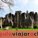 Bosque de Piedras de Kunming - primera maravilla del mundo
