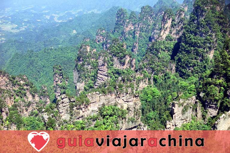 Yangjiajie - El paisaje más prístino del área escénica de Wulingyuan 8